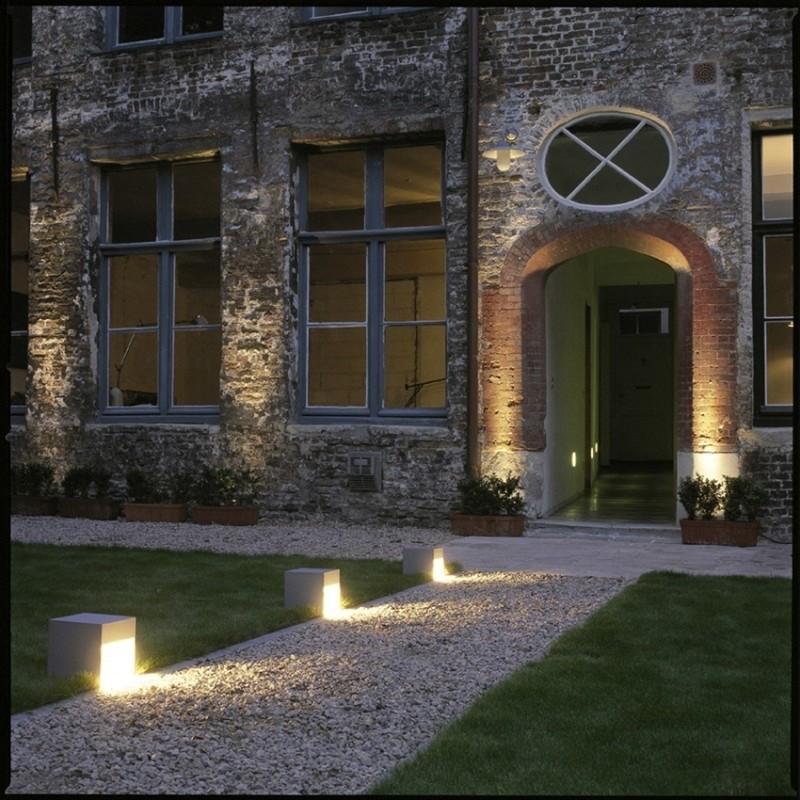 Ilumina tus rincones crea tu luz for Luces de exterior para jardin
